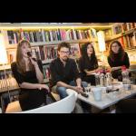 Okrogla miza: Kar se zgodi ženski, v njej tudi ostane (Nela Močnik, Boštjan Videmšek (novinar, Delo), Nela Pamuković