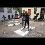 ASK!: akcija grafitov narejenih s čiščenjem