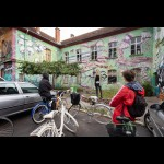 Ljubljanska feministična tura s kolesom