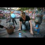Gwendoline Robin, workshop