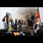 HUMOR DELA, otvoritev razstave
