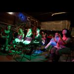 Marisa Carnesky & Rasp Thorne delavnica kabareta